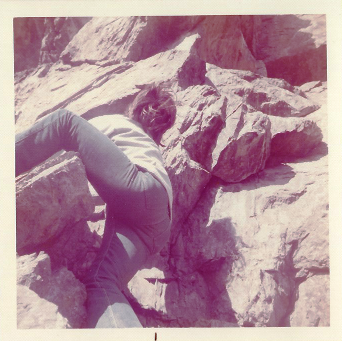 One summer day nearly 45 years ago, a friend called asking if I wanted to go mountain climbing with him.